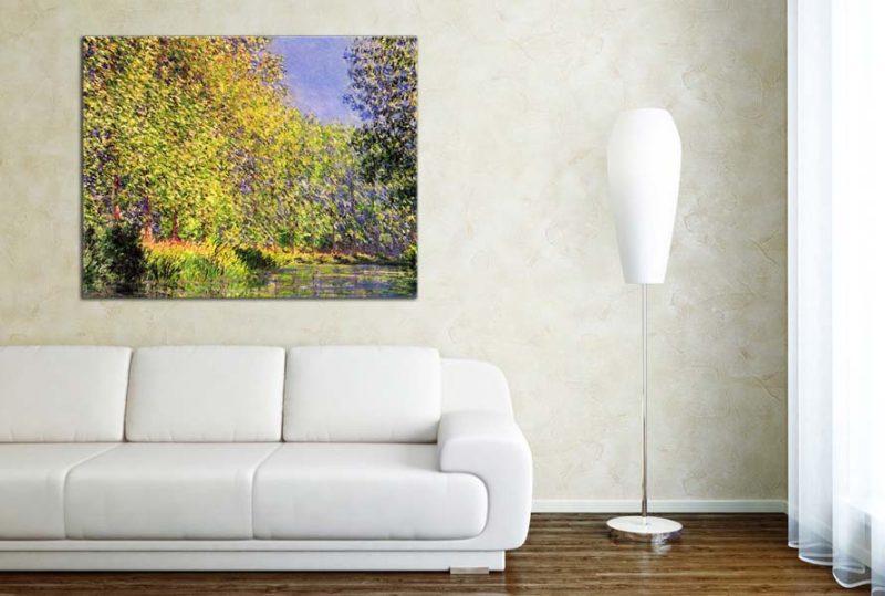 Obrazy - reprodukcie Claude Monet online - Obrázok č. 14