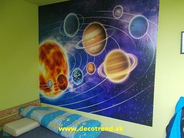 Aj detská izba potrebuje peknú tapetu - Obrázok č. 35
