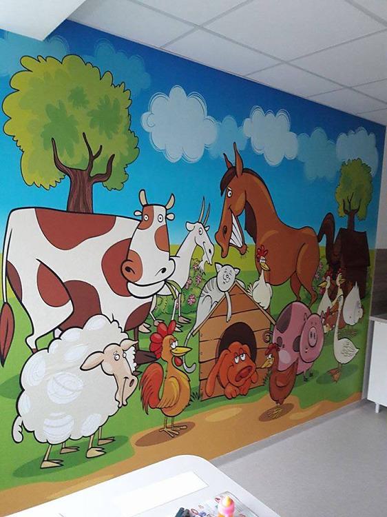 Aj detská izba potrebuje peknú tapetu - Obrázok č. 45