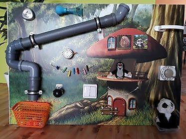 Aj detská izba potrebuje peknú tapetu - Obrázok č. 48