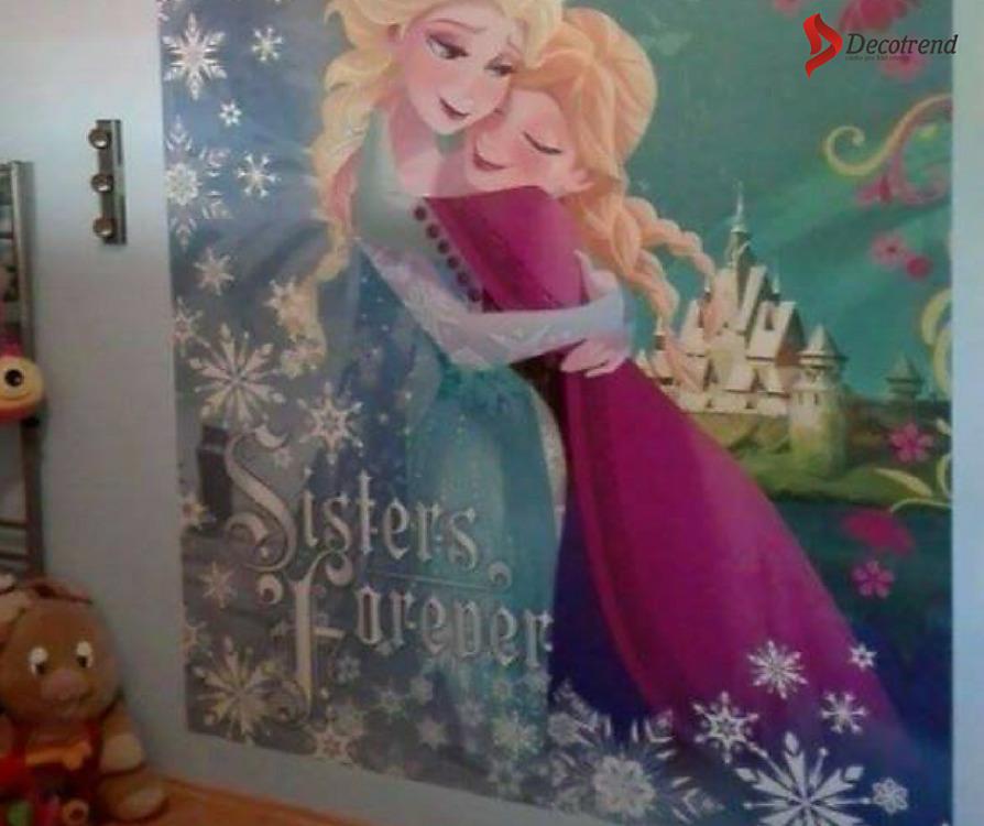 Aj detská izba potrebuje peknú tapetu - Obrázok č. 49