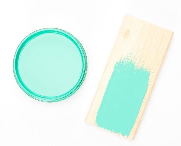 Kriedové farby - Chalk paint 🎨🖌 - Obrázok č. 8