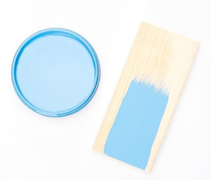 Kriedové farby - Chalk paint 🎨🖌 - Obrázok č. 12