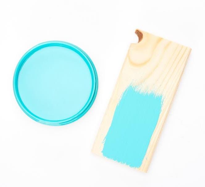 Kriedové farby - Chalk paint 🎨🖌 - Obrázok č. 15
