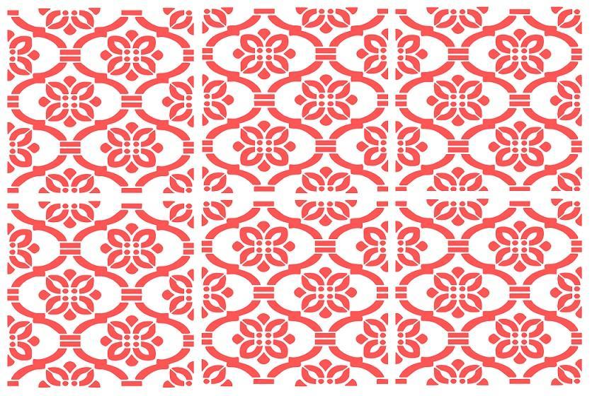 Šablóny - obkladačkové vzory 👍👍👍 - Obrázok č. 42