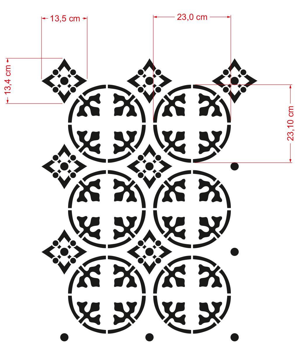 Šablóny - obkladačkové vzory 👍👍👍 - Obrázok č. 50