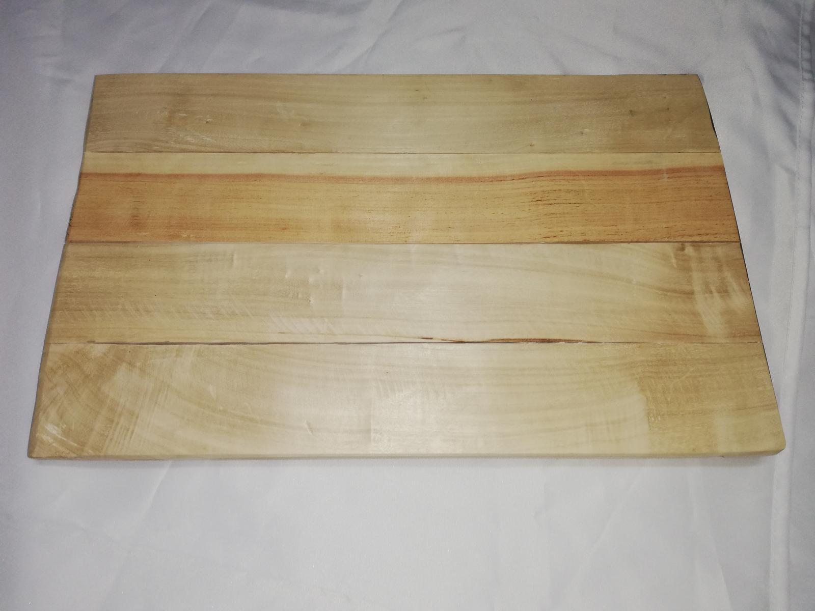Redizajnujeme, maľujeme, tvoríme - paletové drevo napílené, zbrúsené, zlepené