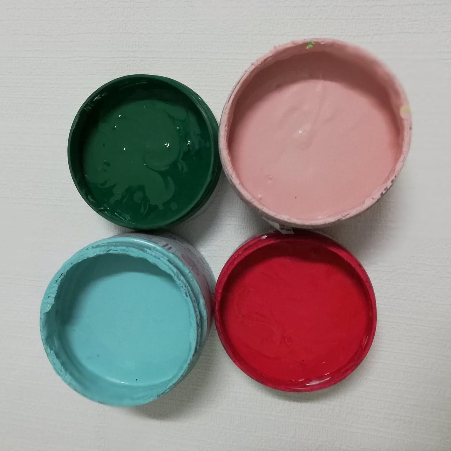 Kriedové farby - Chalk paint 🎨🖌 - Obrázok č. 39
