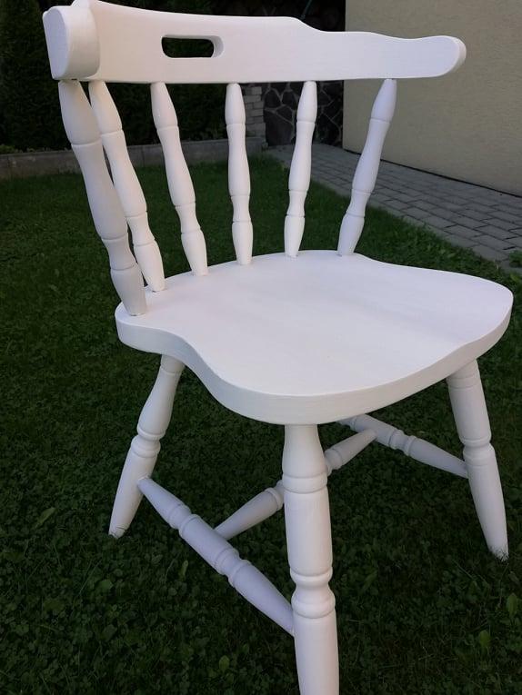 Redizajnujeme, maľujeme, tvoríme - Renovácia drevených stoličiek
