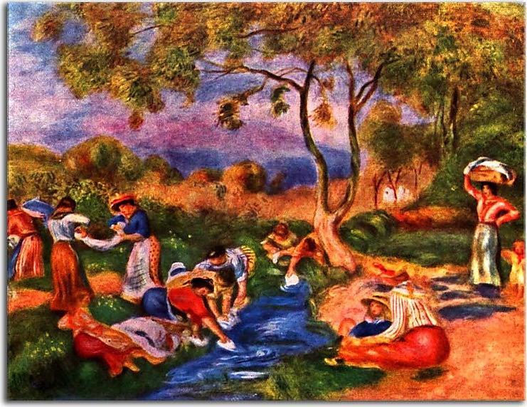 Reprodukcie maliarov 🎨🎨🎨 - Obrázok č. 22