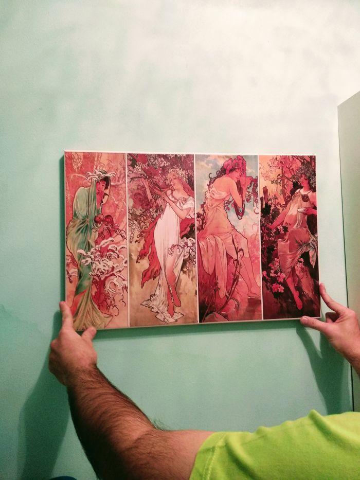 Obrazy na stenu, ktoré si vybrali naši zákazníci - Obrázok č. 72