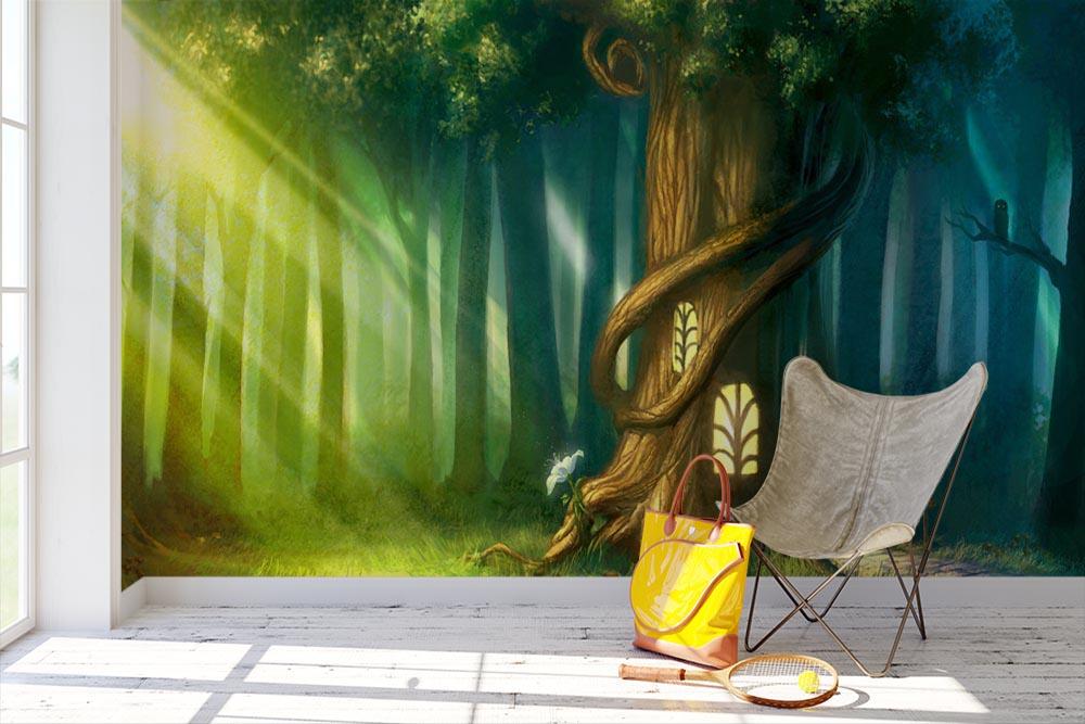Stromy na tapetách - Obrázok č. 77