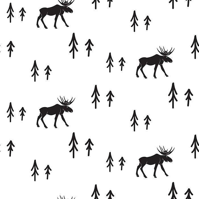 Škandinávske tapety na stenu, fólie na nábytok - Obrázok č. 29