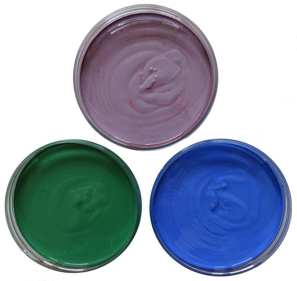 Kriedové farby - Chalk paint 🎨🖌 - Obrázok č. 42