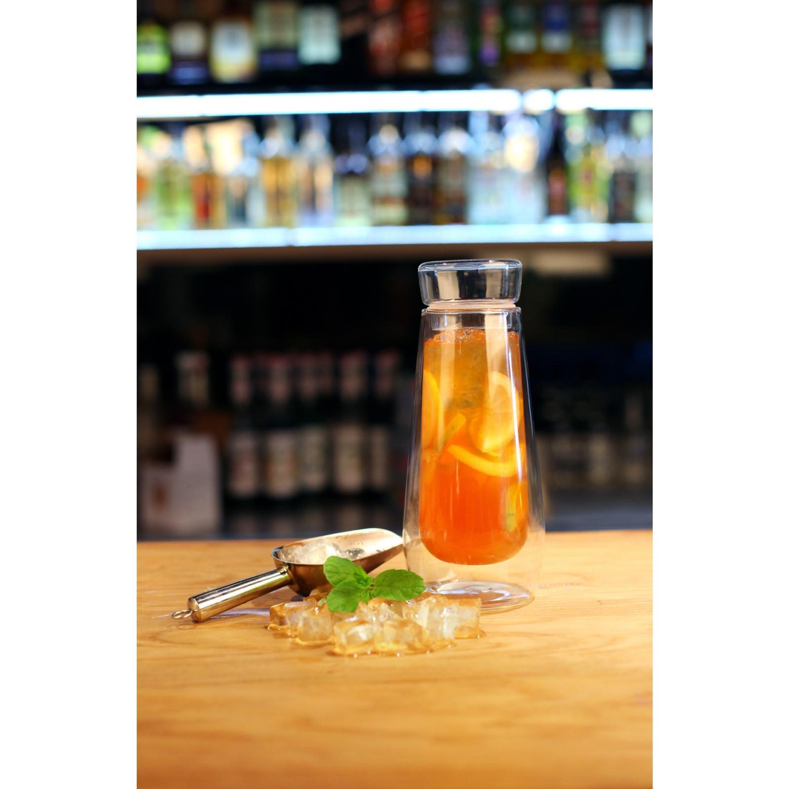 Karafa na vodu zo skla - Obrázok č. 1