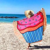 Plážová osuška Muffin,