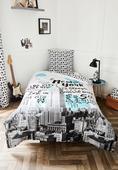 Detské posteľné obliečky Cool New York,