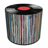 3D taburetka Vinyl,