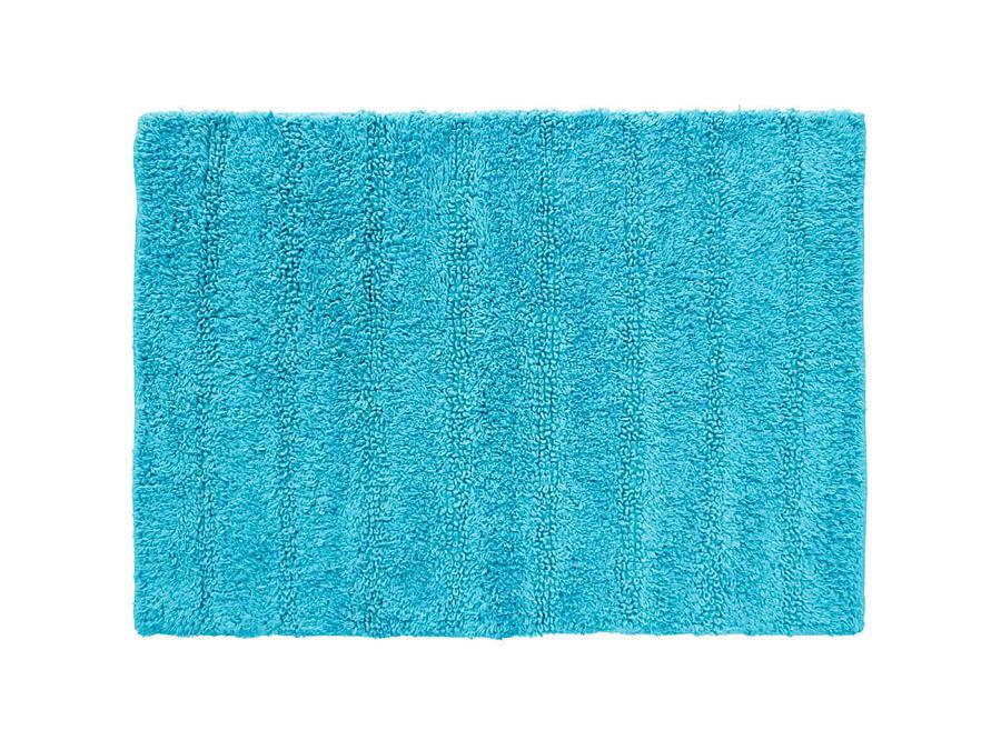 Modrá kúpeľňová predložka 50x70cm - sada 2kusy - Obrázok č. 1