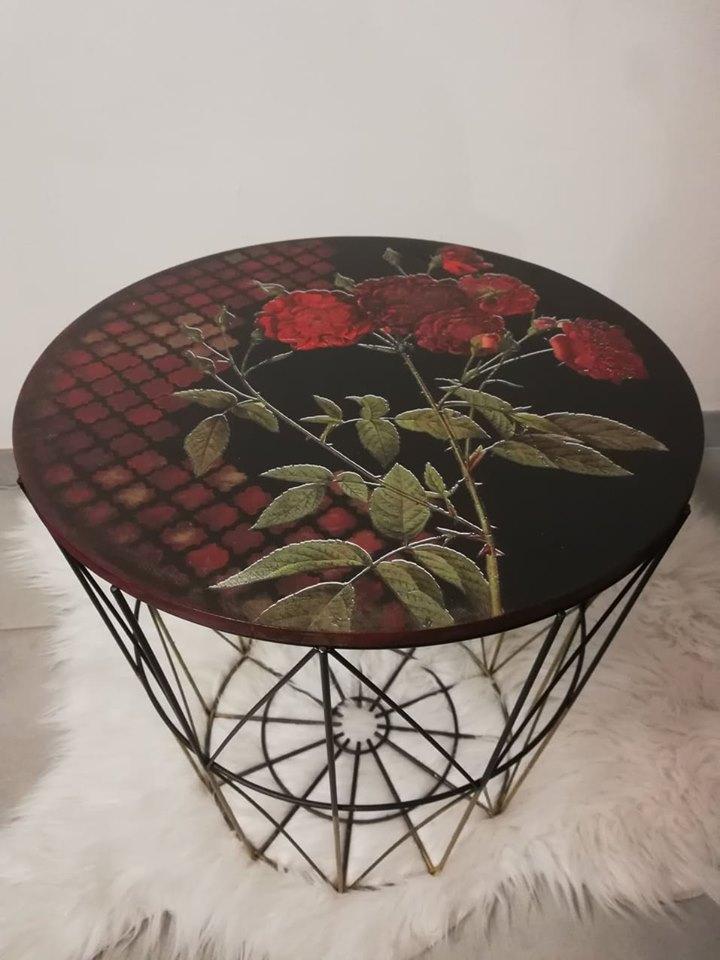 Kávový stolík Redoute  - Obrázok č. 2