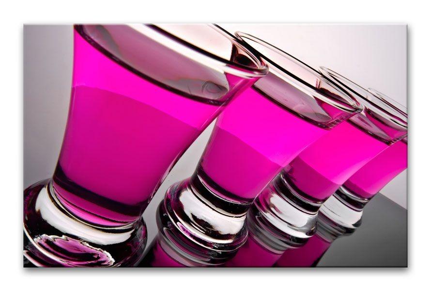 Obraz Ružový drink 75x50cm - Obrázok č. 1
