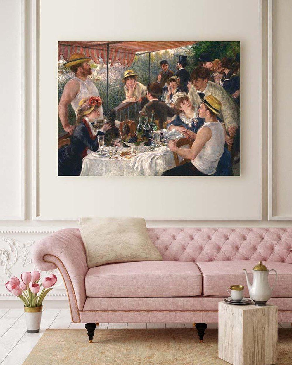 Reprodukcie obrazov - Auguste Renoir - Obrázok č. 20