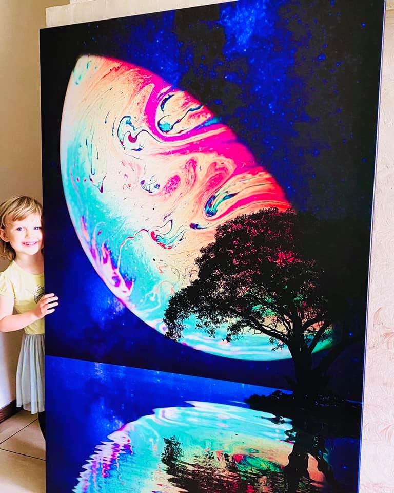 Obrazy na stenu, ktoré si vybrali naši zákazníci - Obrázok č. 79