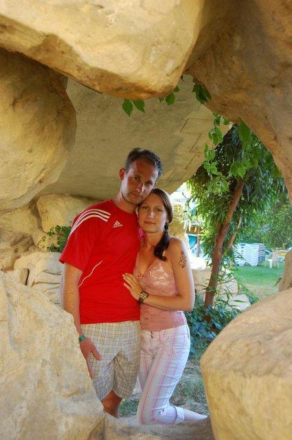 19.7.2008 Martina a Jojo - my na dovolenke v tunise