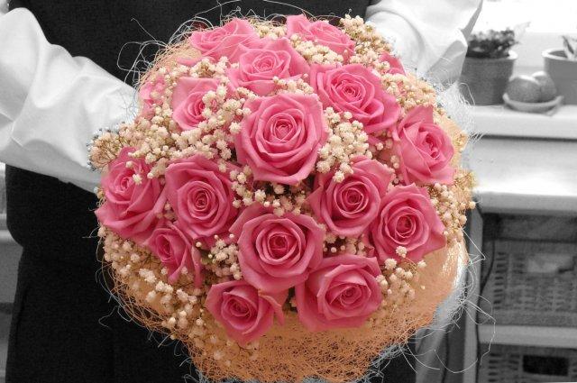 Asi bude svatba:) - Moje kytice