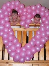 Ale balónky ano:)