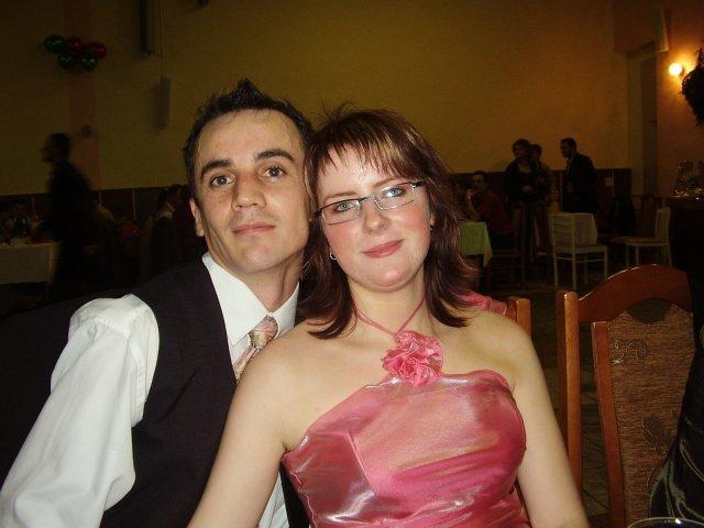 Napady-svadba 9augusta 2008 - my dvaja :)