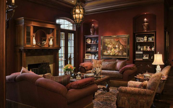 Nádherné interiéry-obývačka - Obrázok č. 10