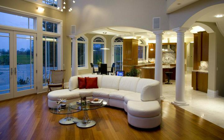 Nádherné interiéry-obývačka - Obrázok č. 15