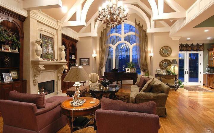 Nádherné interiéry-obývačka - Obrázok č. 17