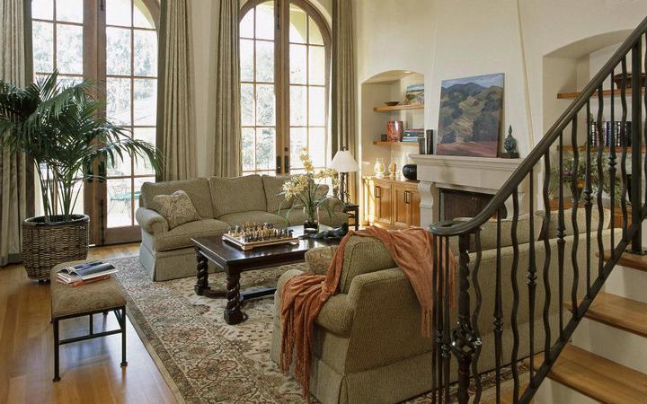 Nádherné interiéry-obývačka - Obrázok č. 20
