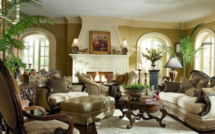 Nádherné interiéry-obývačka - Obrázok č. 23