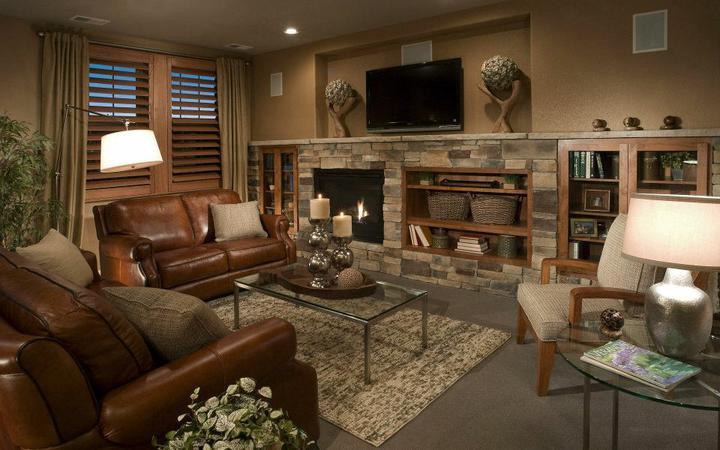 Nádherné interiéry-obývačka - Obrázok č. 31