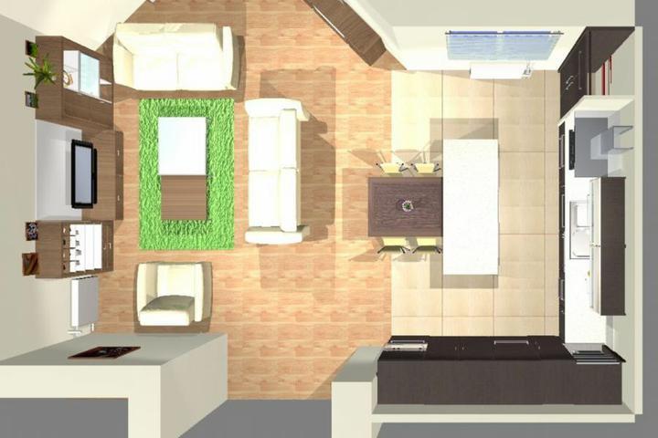 Kuchyňa, interiér a podklady k návrhu - kuchyňa 1- obr 6