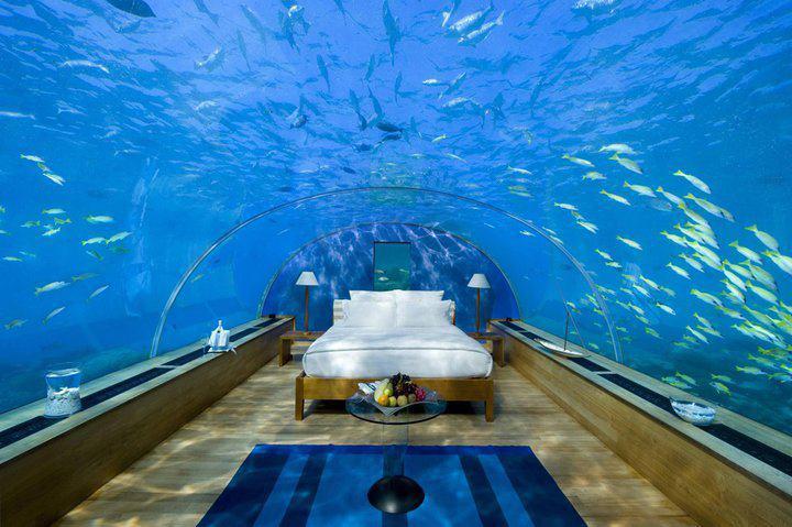 Prajem Vám sladké sny :-) - neviem či by som v takejto posteli dokázala zaspať
