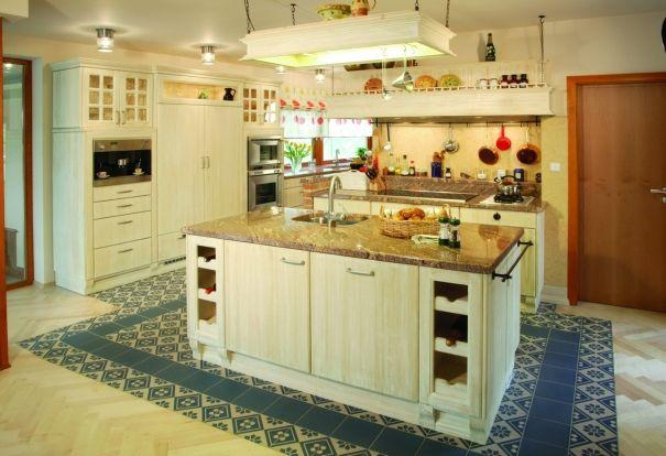 Klasické, vidiecke kuchyne a iný nábytok - Obrázok č. 5