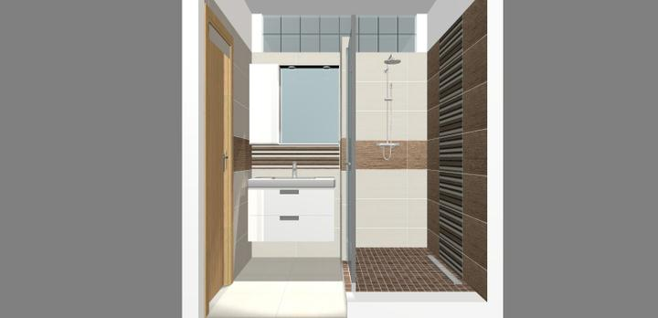 Grafické návrhy - kúpeľní - Kúpeľňa 6-obr 3