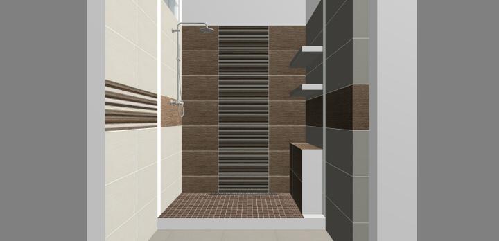 Grafické návrhy - kúpeľní - Kúpeľňa 6-obr 7