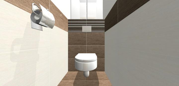 Grafické návrhy - kúpeľní - WC 3 - obr 2