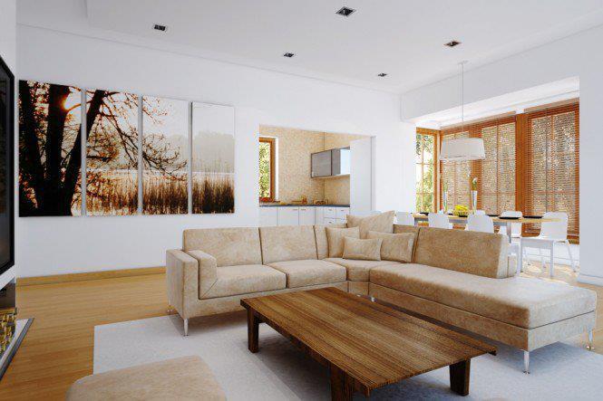 Nádherné interiéry-obývačka - Obrázok č. 46