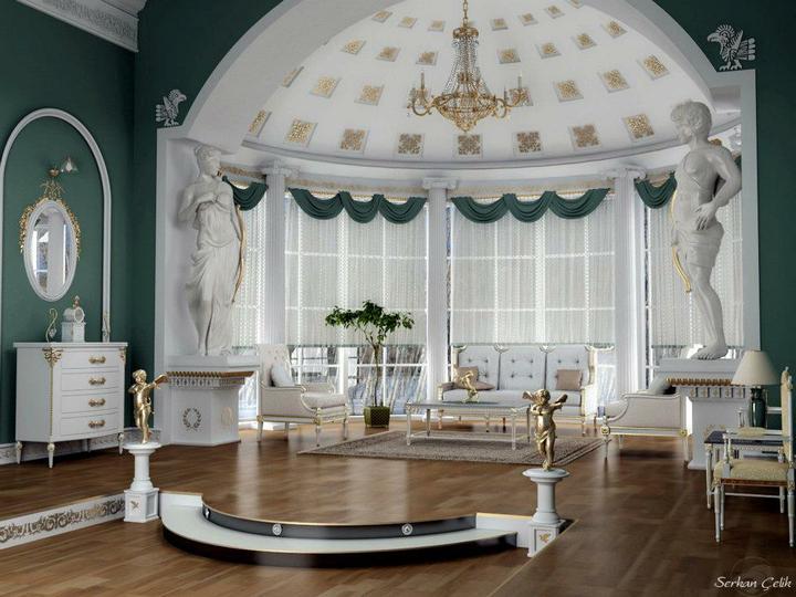 Nádherné interiéry-obývačka - Obrázok č. 48