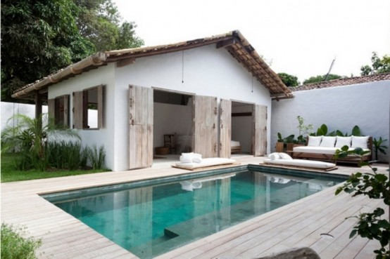 Domy zo sveta, ktoré ma zaujali - dom Casa Lola v Brazilskej dedinke Trancoso- obr 1