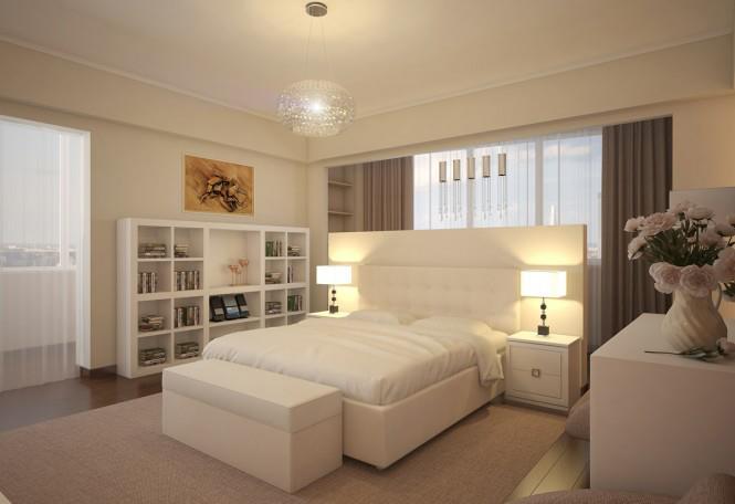 Prajem Vám sladké sny :-) - číro čisto biela spálňa