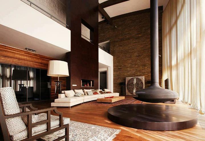 Nádherné interiéry-obývačka - Obrázok č. 49