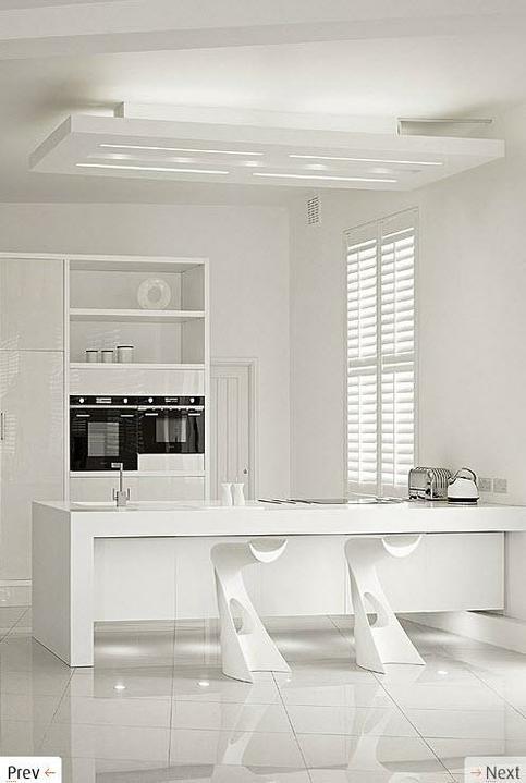 Biely interiér a jeho dekorácie - Obrázok č. 2
