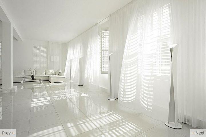 Biely interiér a jeho dekorácie - Obrázok č. 5